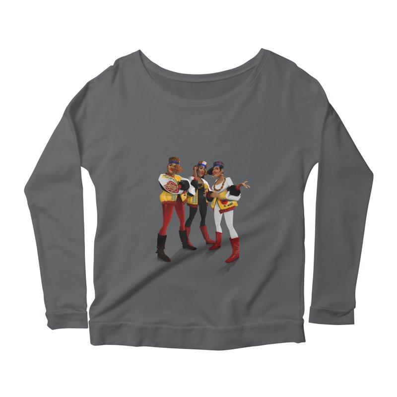Salt n Pepa Women's Longsleeve T-Shirt by Dedos tees