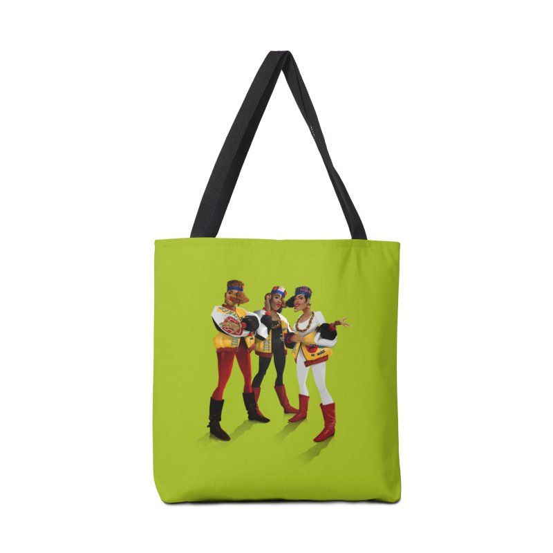 Salt n Pepa Accessories Bag by Dedos tees
