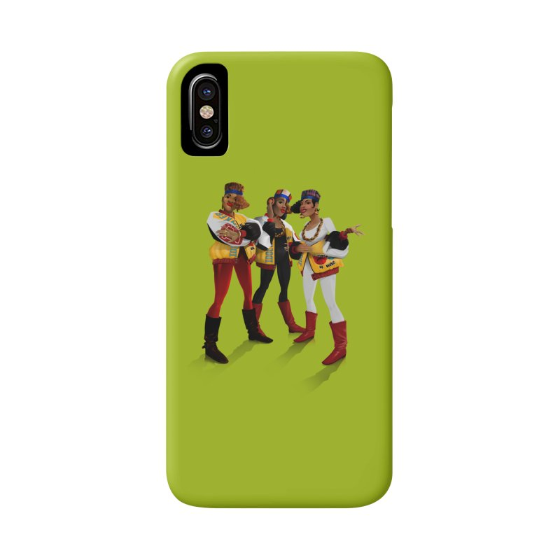 Salt n Pepa Accessories Phone Case by Dedos tees