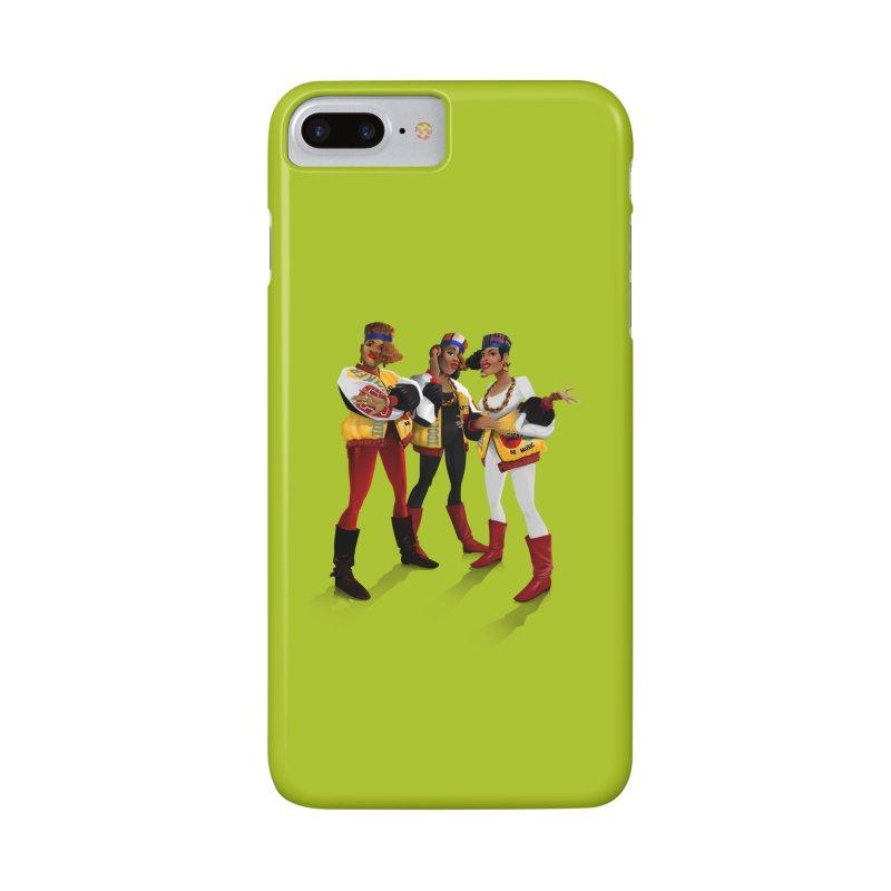 Salt n Pepa Accessories Phone Case by Dedos tees