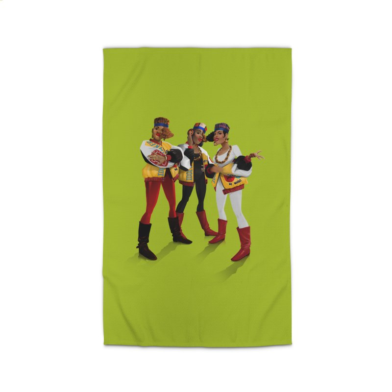 Salt n Pepa Home Rug by Dedos tees
