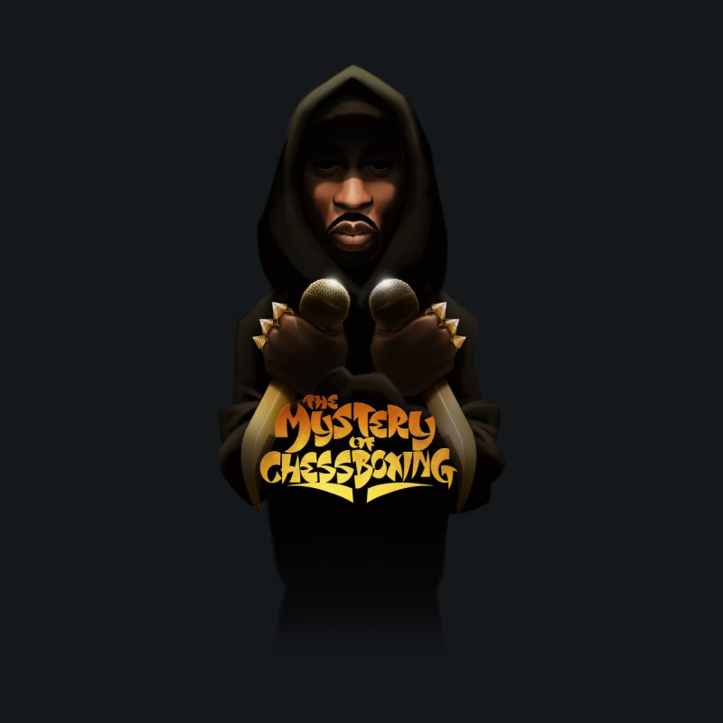 mystery of chessboxing by Dedos tees