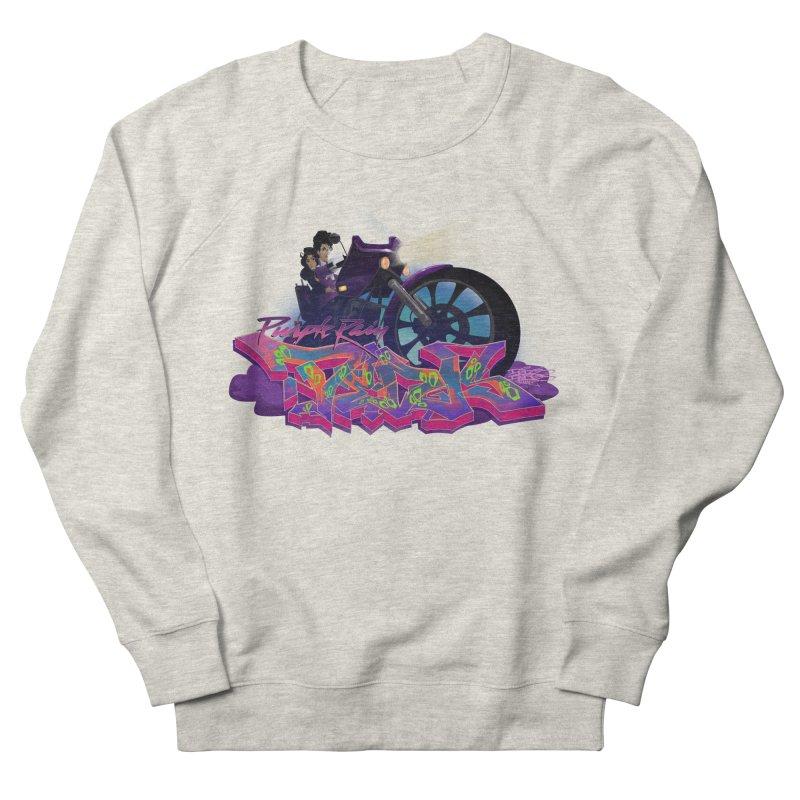 Dedos purple rain Women's Sweatshirt by Dedos tees