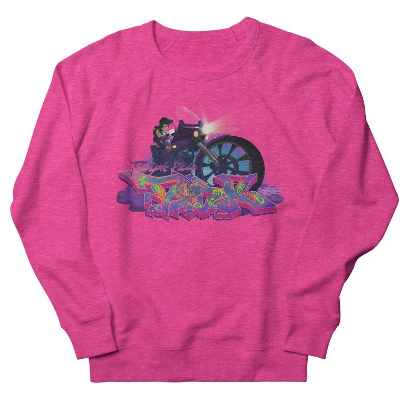 Dedos purple rain Men's Sweatshirt by Dedos tees