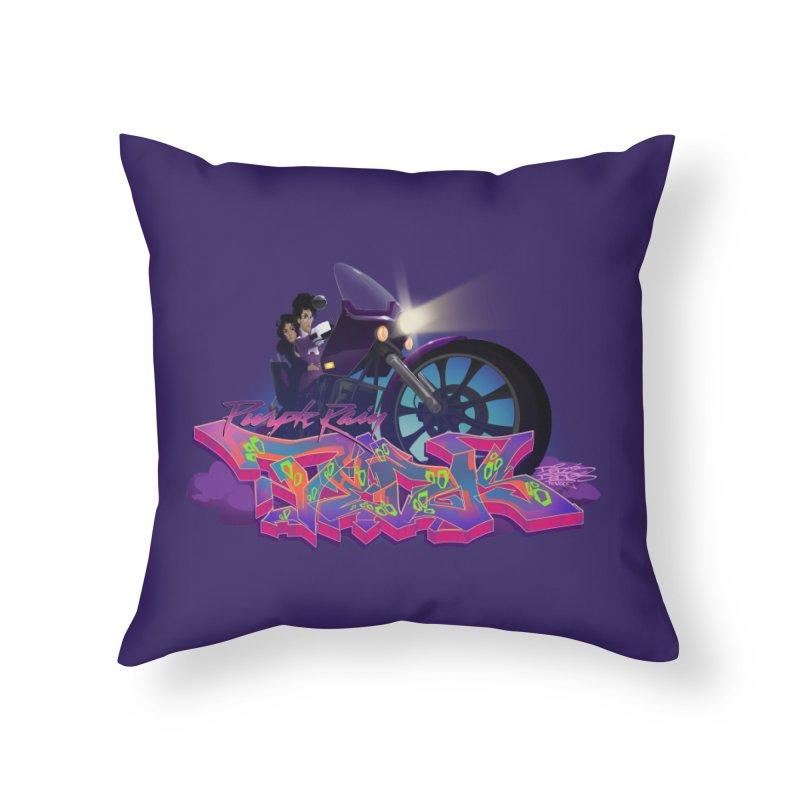 Dedos purple rain   by Dedos tees