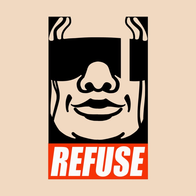 Refuse by Dedos tees