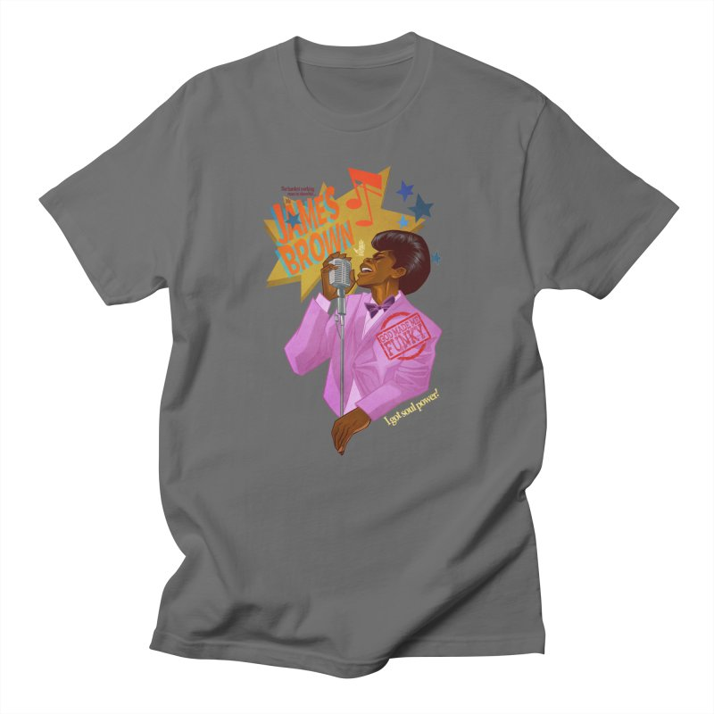 Soul Power Men's T-Shirt by Dedos tees