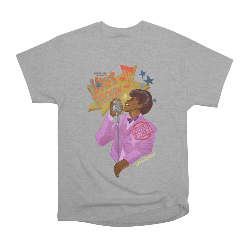 Soul Power Men's Classic T-Shirt by Dedos tees
