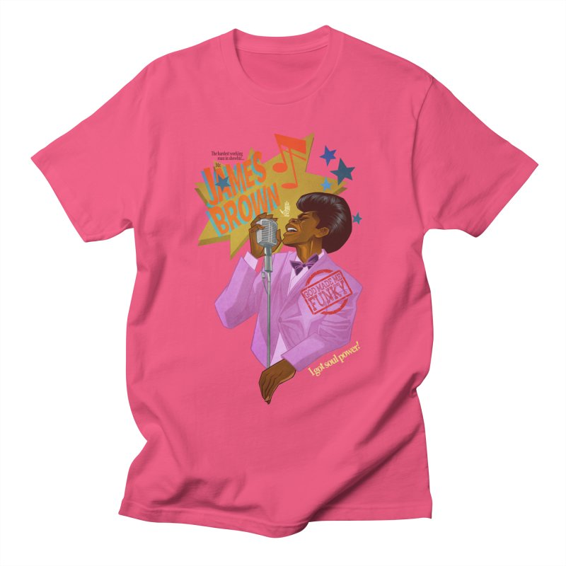 Soul Power Women's Unisex T-Shirt by Dedos tees