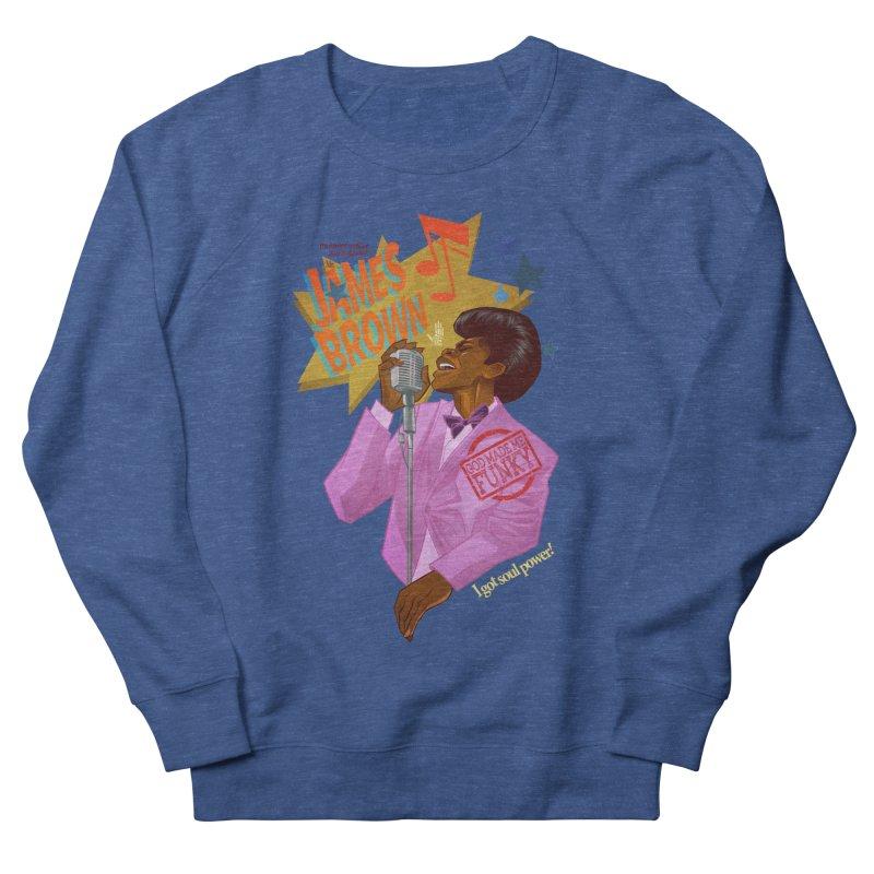 Soul Power Women's Sweatshirt by Dedos tees