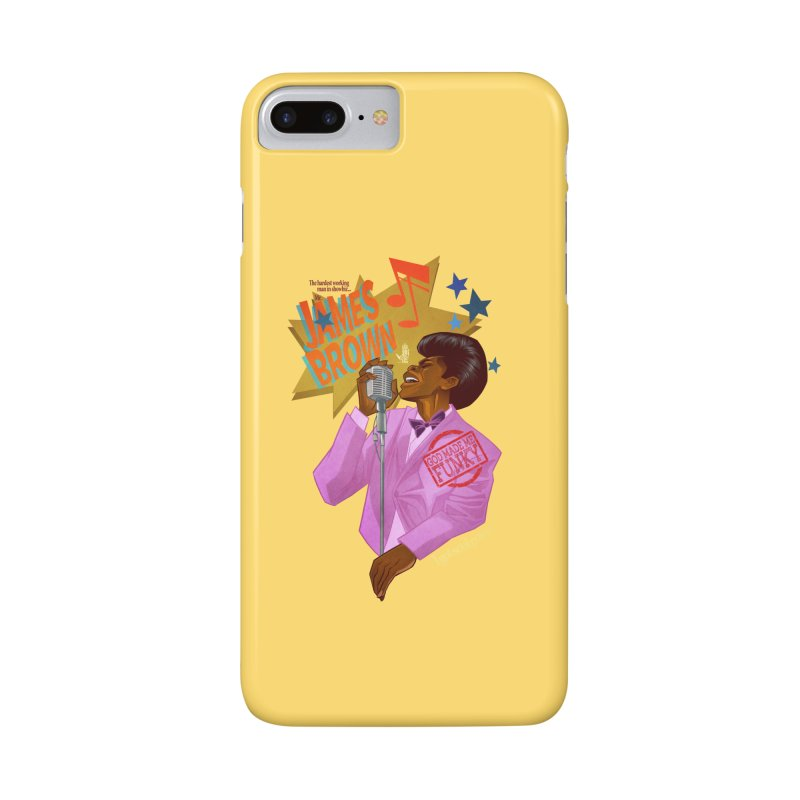 Soul Power Accessories Phone Case by Dedos tees