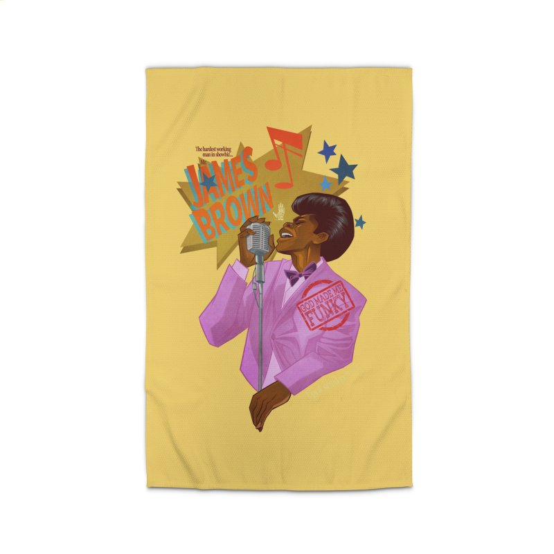 Soul Power Home Rug by Dedos tees