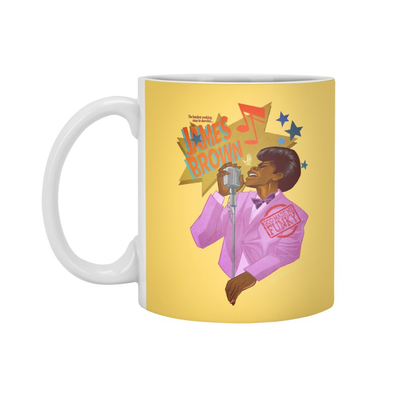 Soul Power Accessories Mug by Dedos tees