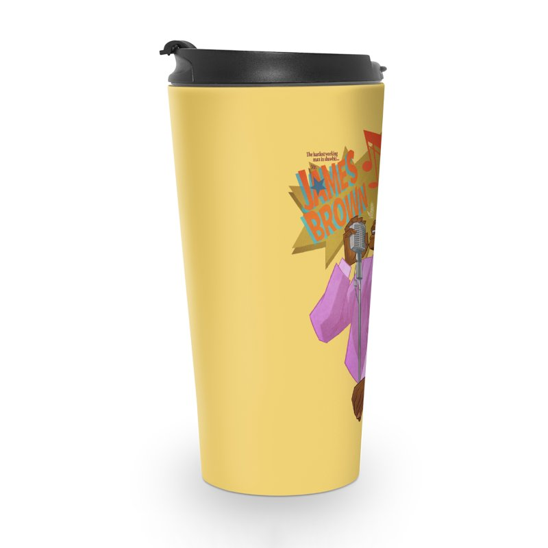 Soul Power Accessories Travel Mug by Dedos tees