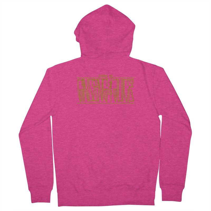 Ginseng and Juice 1 Women's French Terry Zip-Up Hoody by Dedos tees