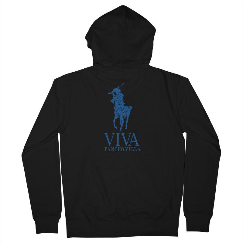 Viva Grande Men's French Terry Zip-Up Hoody by Dedos tees