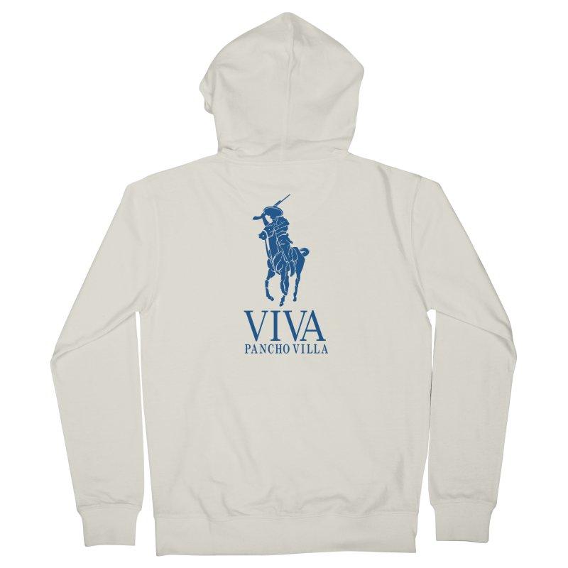 Viva Grande Men's French Terry Zip-Up Hoody by Dedos tees
