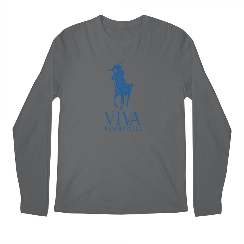 Viva Grande Men's Regular Longsleeve T-Shirt by Dedos tees