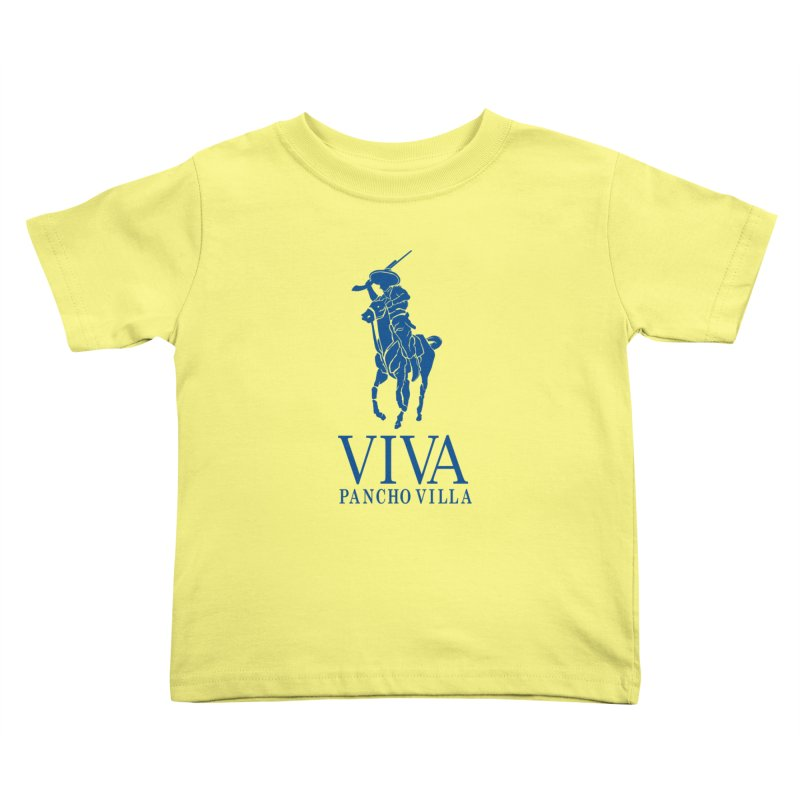 Viva Grande Kids Toddler T-Shirt by Dedos tees