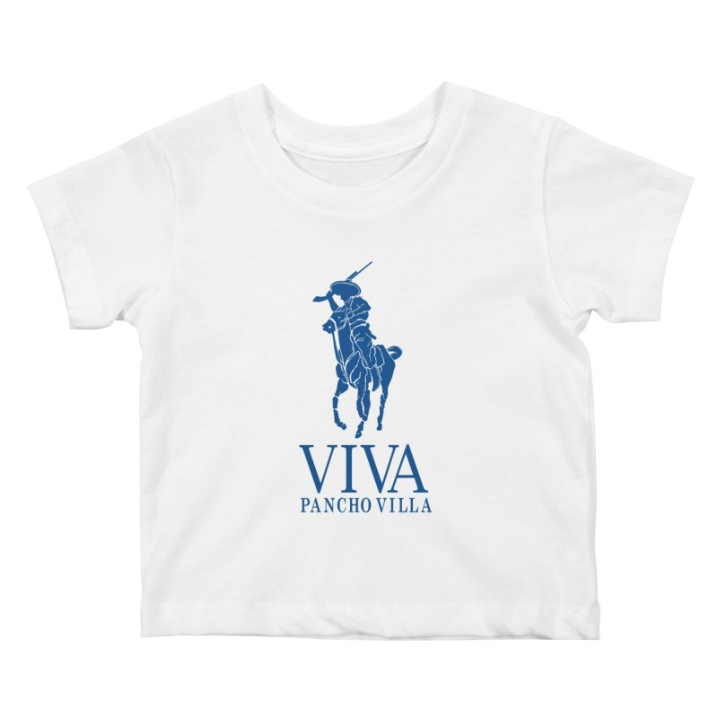 Viva Grande Kids Baby T-Shirt by Dedos tees