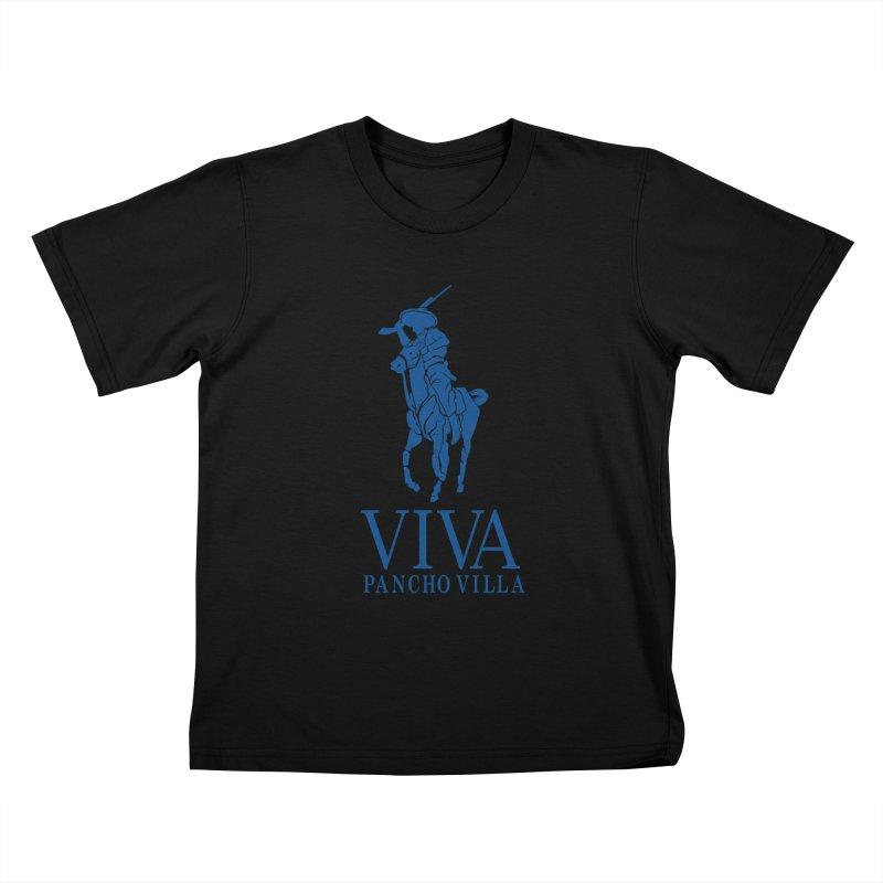 Viva Grande Kids T-Shirt by Dedos tees