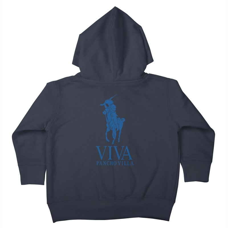 Viva Grande Kids Toddler Zip-Up Hoody by Dedos tees