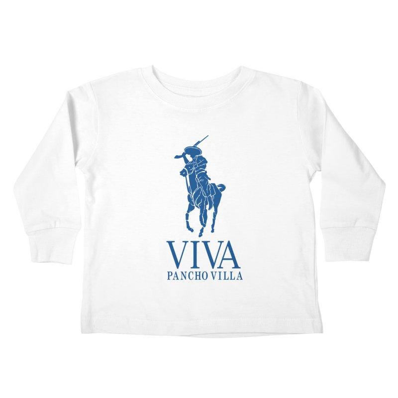 Viva Grande Kids Toddler Longsleeve T-Shirt by Dedos tees
