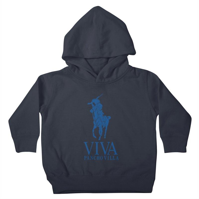 Viva Grande Kids Toddler Pullover Hoody by Dedos tees