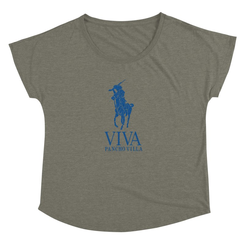 Viva Grande Women's Dolman by Dedos tees