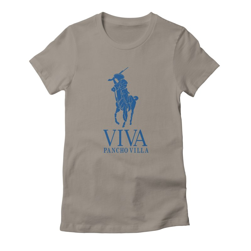 Viva Grande Women's Fitted T-Shirt by Dedos tees