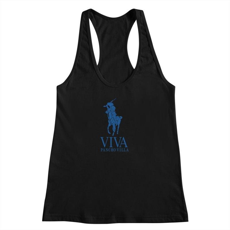 Viva Grande Women's Racerback Tank by Dedos tees