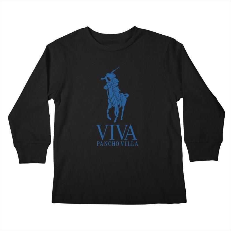 Viva Grande Kids Longsleeve T-Shirt by Dedos tees