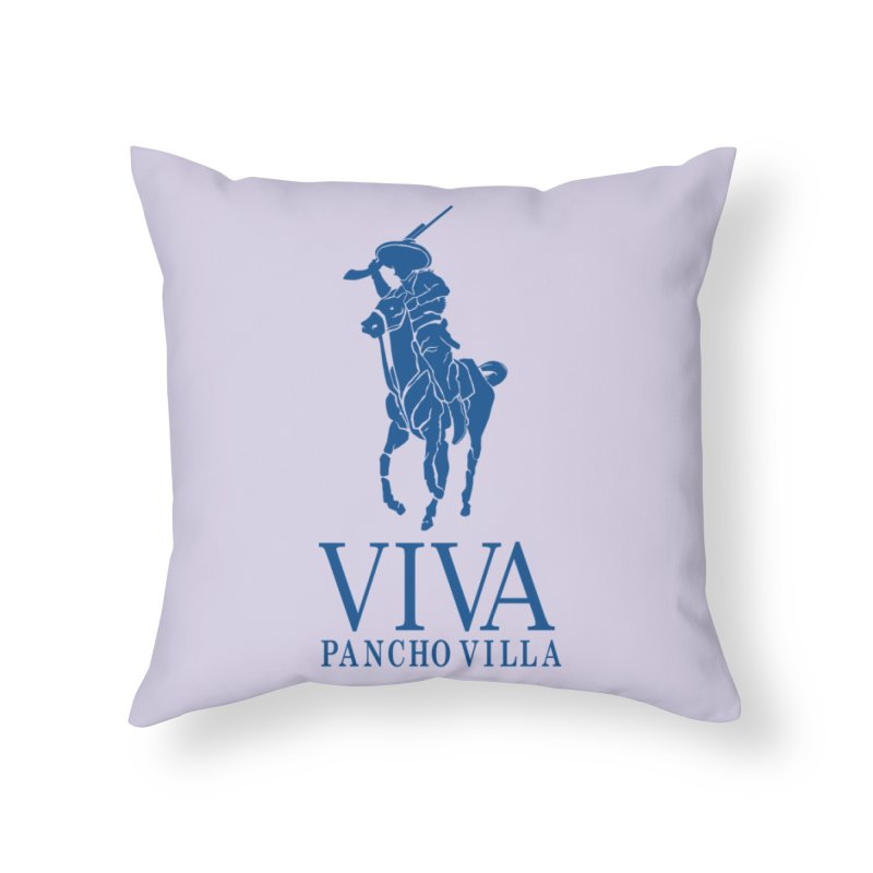 Viva Grande Home Throw Pillow by Dedos tees