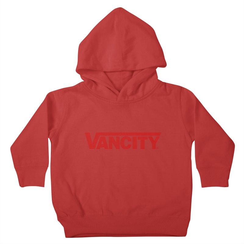 VANCITY Kids Toddler Pullover Hoody by Dedos tees