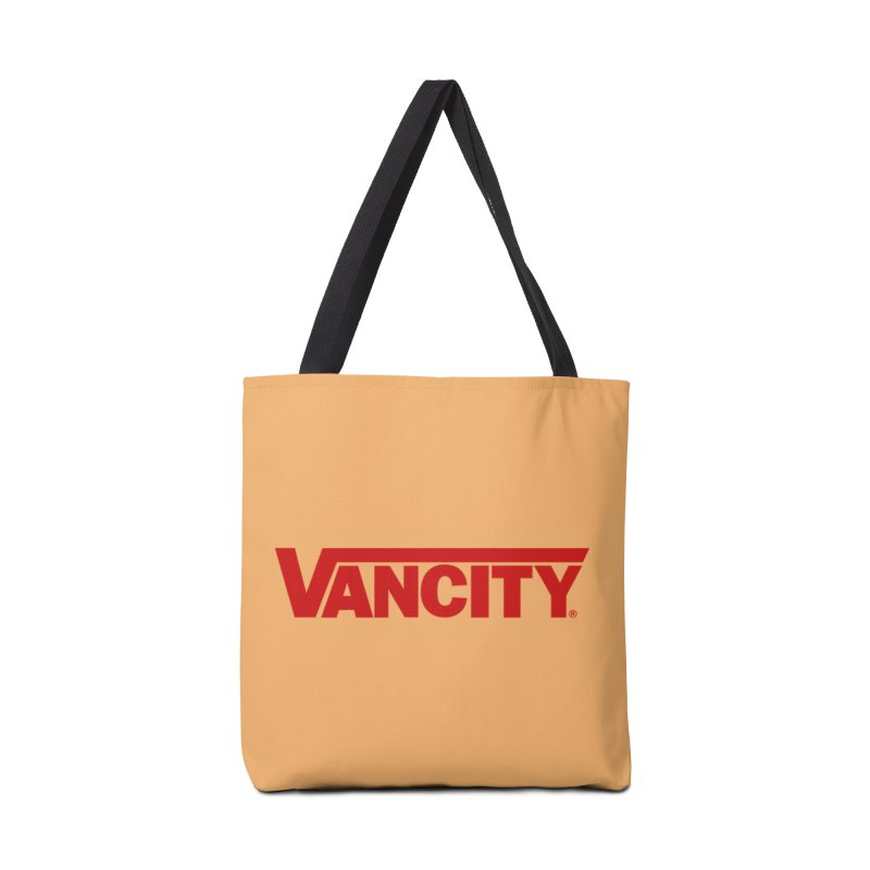 VANCITY Accessories Tote Bag Bag by Dedos tees