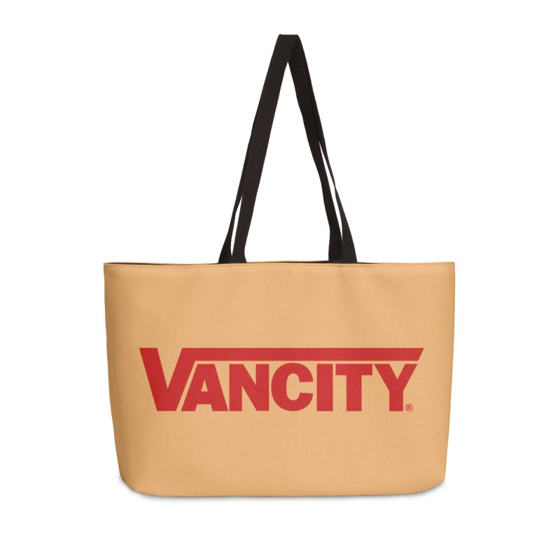 VANCITY Accessories Weekender Bag Bag by Dedos tees