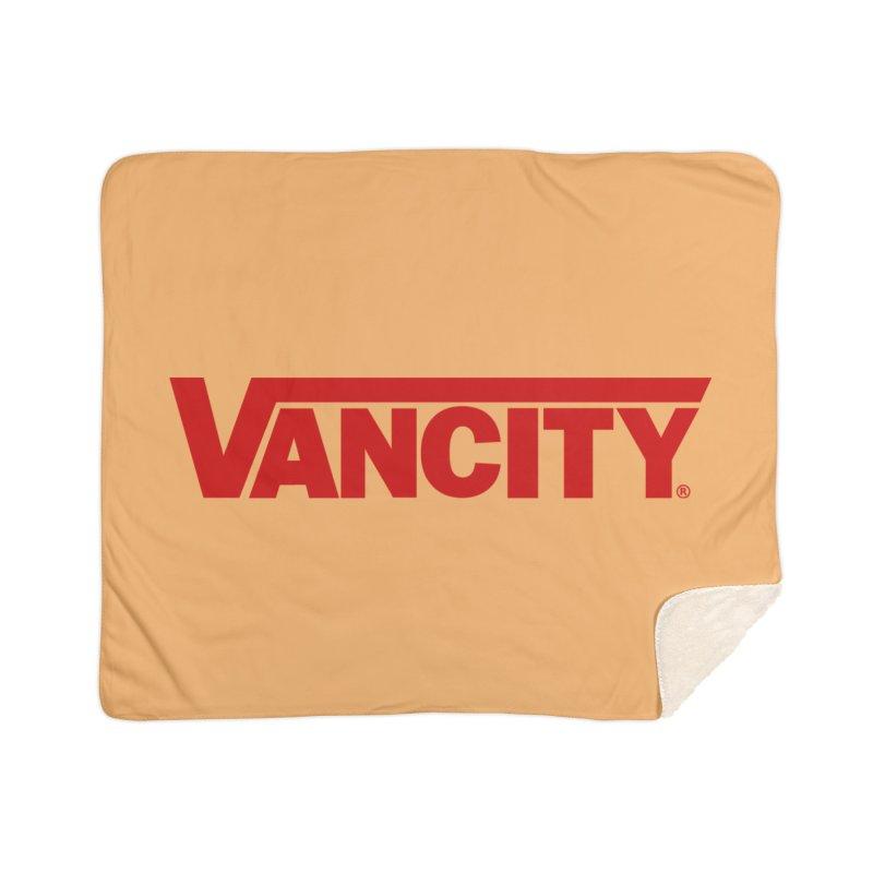 VANCITY Home Sherpa Blanket Blanket by Dedos tees