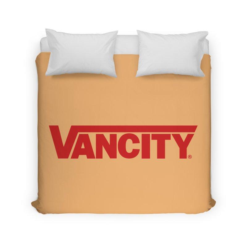 VANCITY Home Duvet by Dedos tees