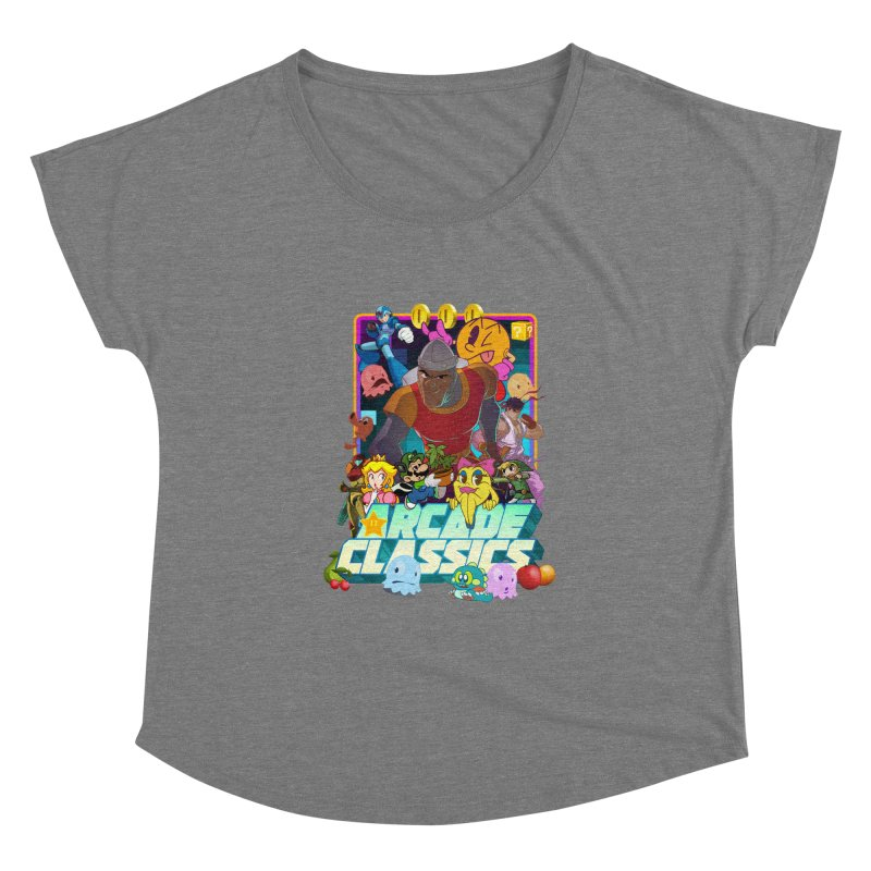 Women's None by Dedos tees