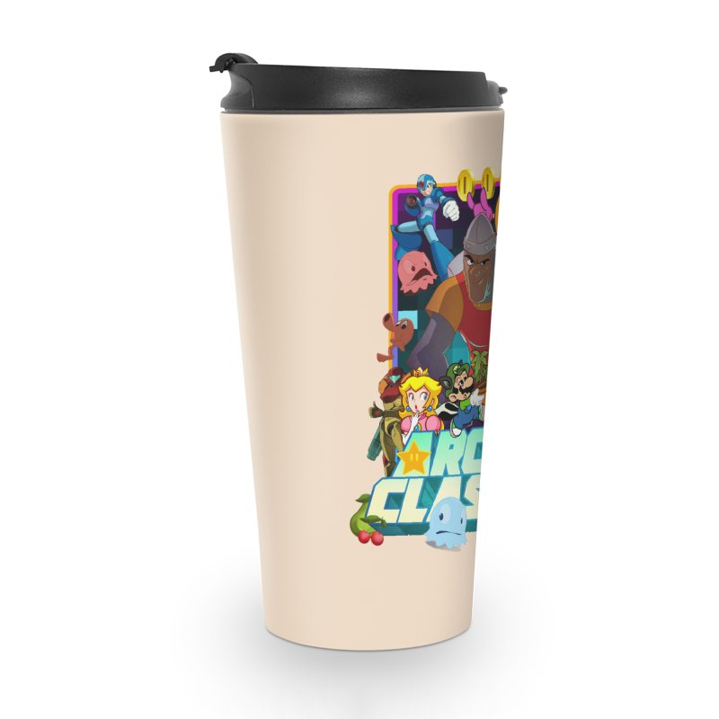ARCADE CLASSICS 1 Accessories Travel Mug by Dedos tees