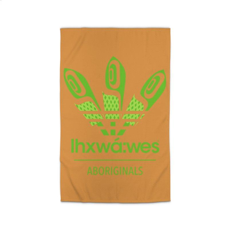 aboriginals green Home Rug by Dedos tees