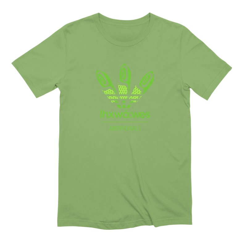 aboriginals green Men's Extra Soft T-Shirt by Dedos tees
