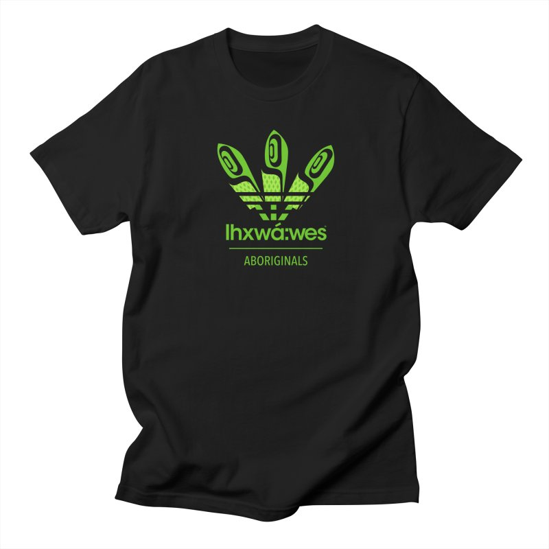 aboriginals green Men's Regular T-Shirt by Dedos tees