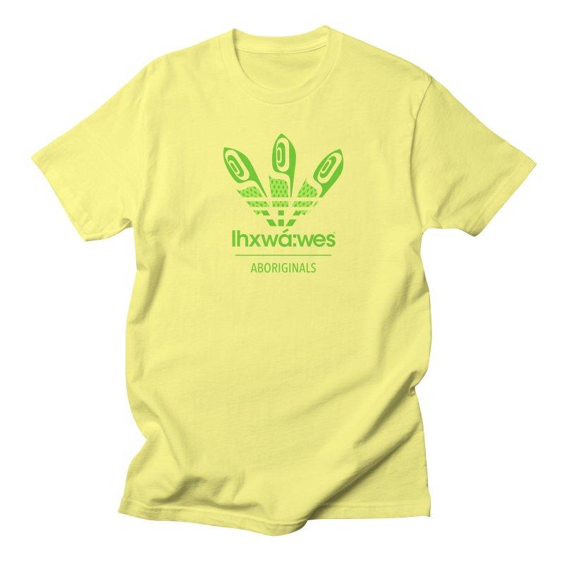 aboriginals green Men's Regular T-Shirt by Dedos tees
