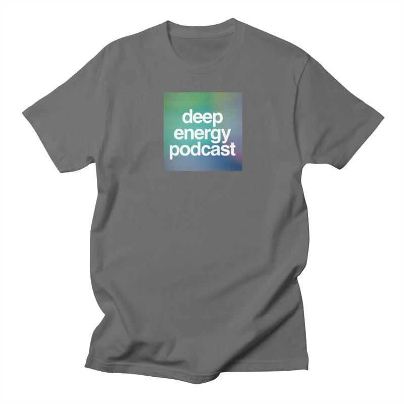 Deep Energy Podcast # 2 Men's T-Shirt by deepenergy's Artist Shop