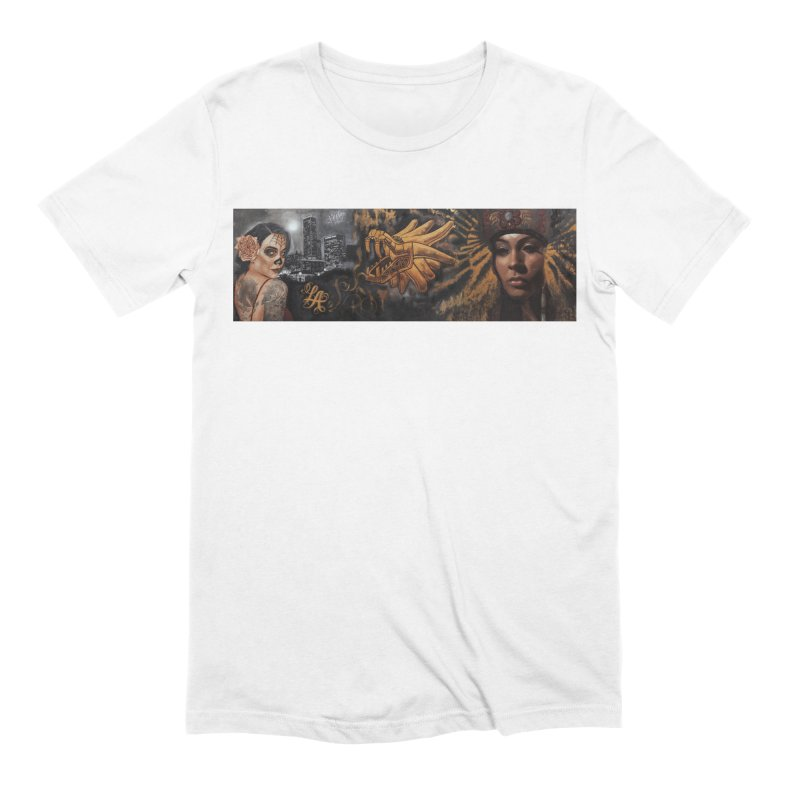 Nikko & Jonas Montejo Painting Men's Extra Soft T-Shirt by Defy The Ordinary