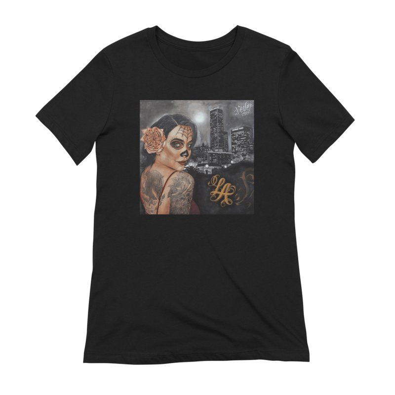Jonas Never Painting Women's Extra Soft T-Shirt by Defy The Ordinary