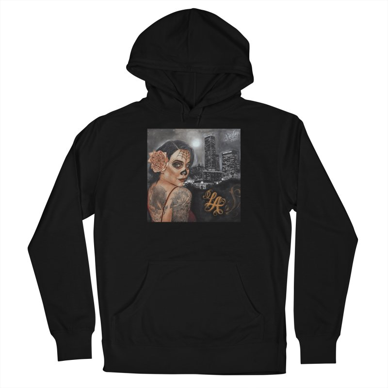 Jonas Never Painting Men's Pullover Hoody by Defy The Ordinary
