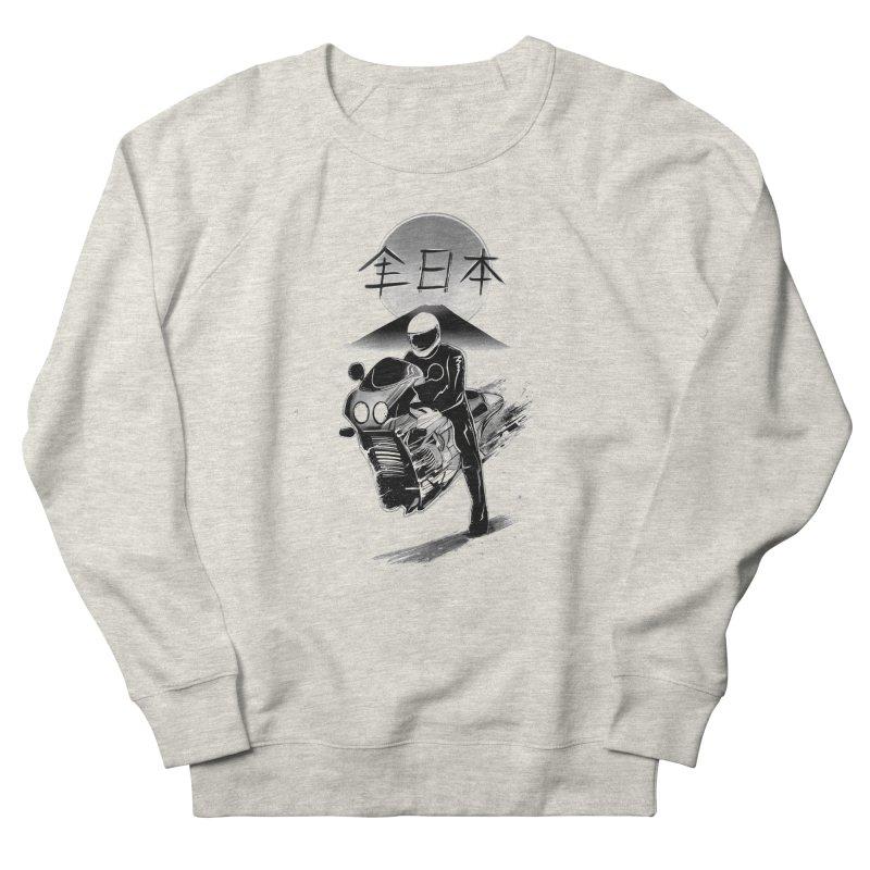All Japan Autobike - LoFi Edition Men's Sweatshirt by Dega Studios