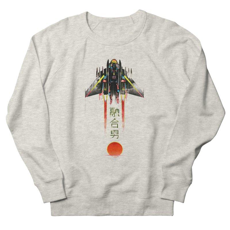 Fusionman Women's Sweatshirt by Dega Studios